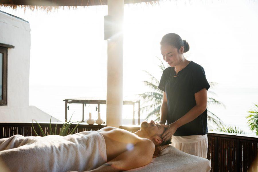 Massages et soins esthétiques
